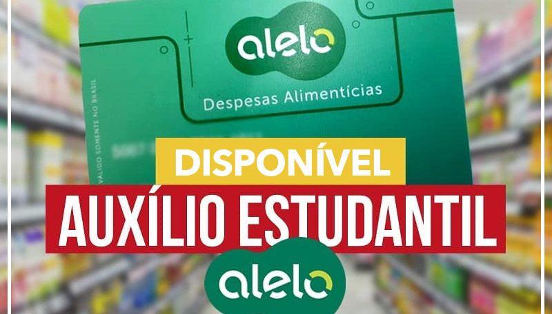 Auxílio Merenda Alelo PREFEITURAS