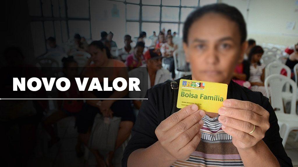 BOLSA FAMÍLIA 2021 ganhará NOVO VALOR a partir do PRÓXIMO CALENDÁRIO