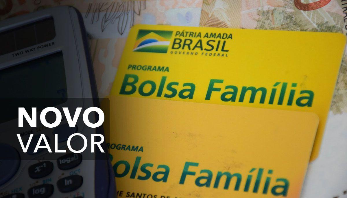 BOLSA FAMÍLIA de MARÇO