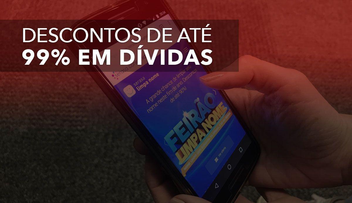 Bancos dão DESCONTO de até 99% para NEGOCIAR DÍVIDAS em MARÇO