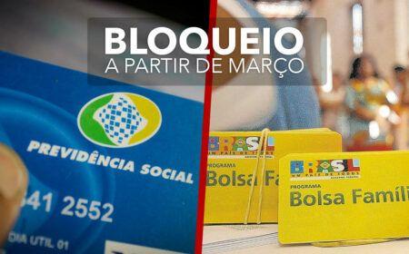Bloqueios no BPC/LOAS e BOLSA FAMÍLIA a partir de MARÇO: Você recebe algum desses BENEFÍCIOS? Veja quem será AFETADO!