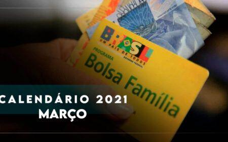 CALENDÁRIO de MARÇO do BOLSA FAMÍLIA tem NOVIDADES: Confira as DATAS e os VALORES deste MÊS!