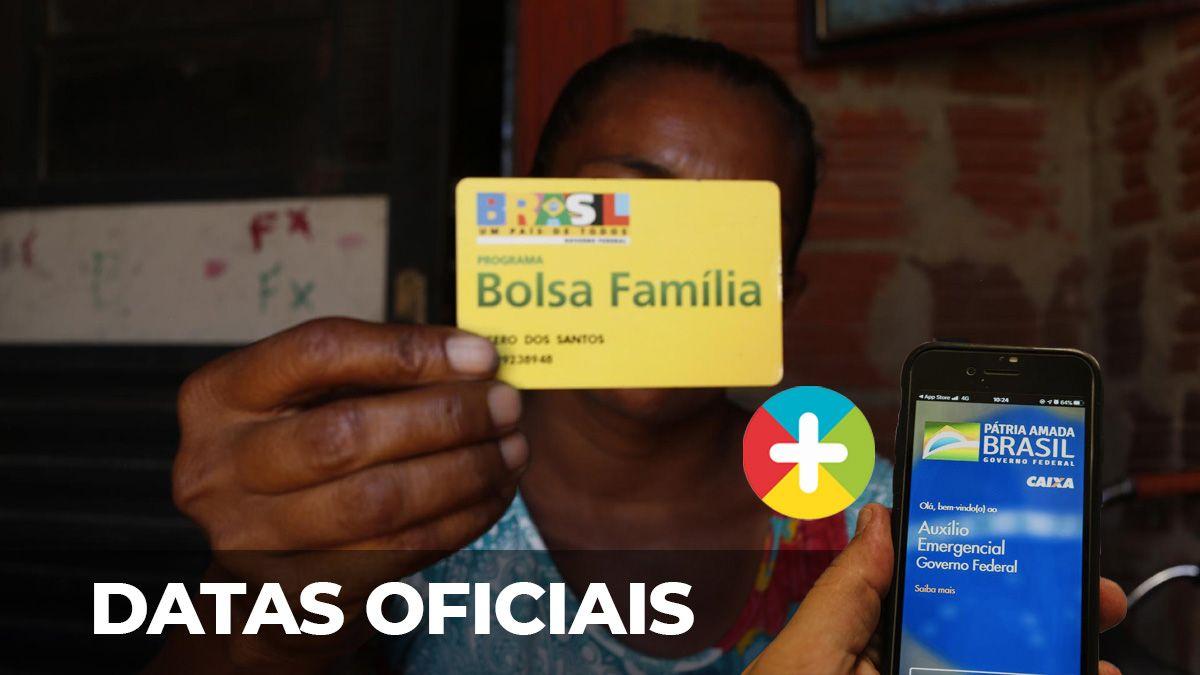 CALENDÁRIO do BOLSA FAMÍLIA após DIA 01 de ABRIL