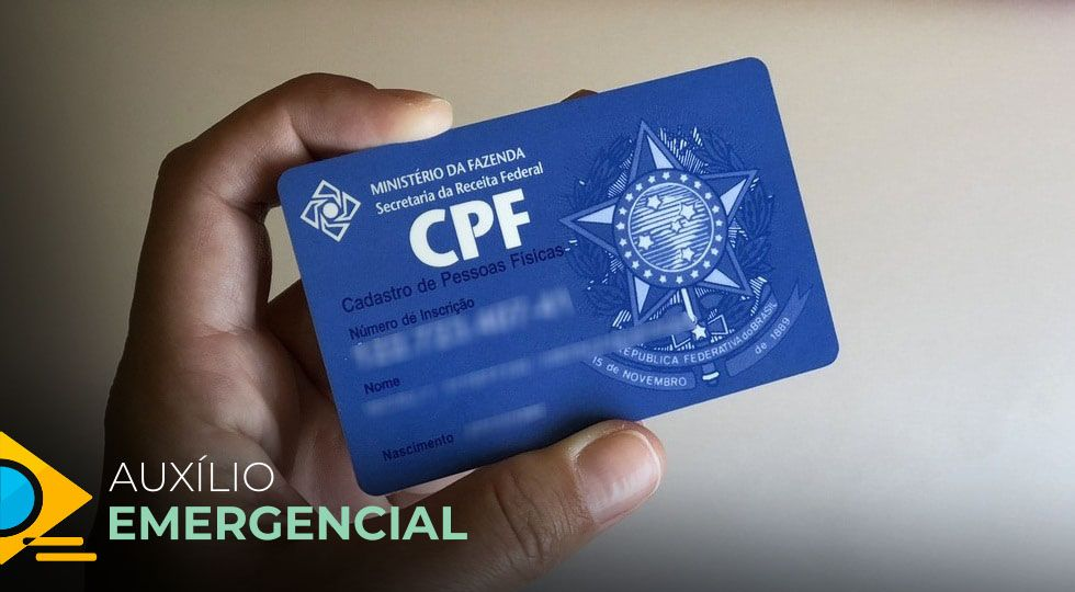 CONSULTA pelo CPF! Auxílio EmergencialIma