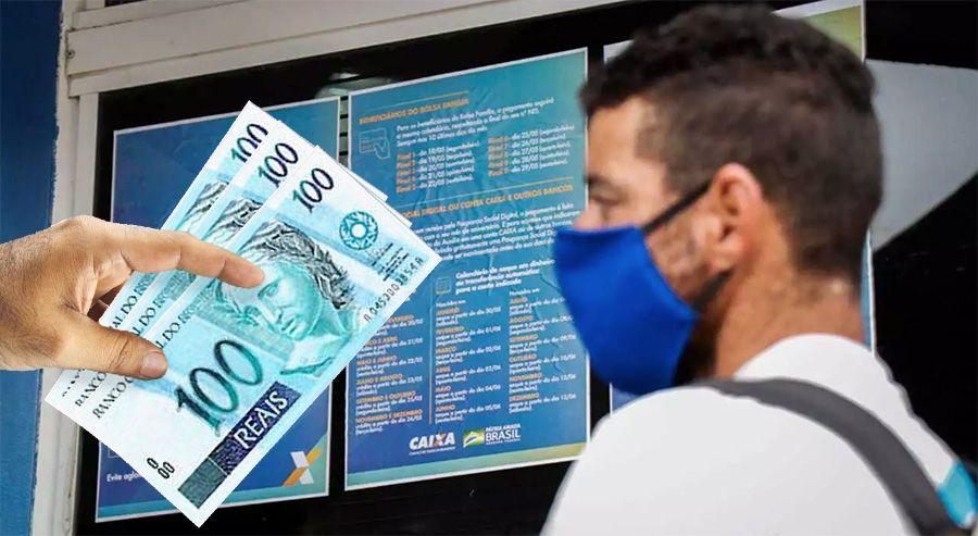 Caixa LIBERA até R$ 372,00 por FAMÍLIA