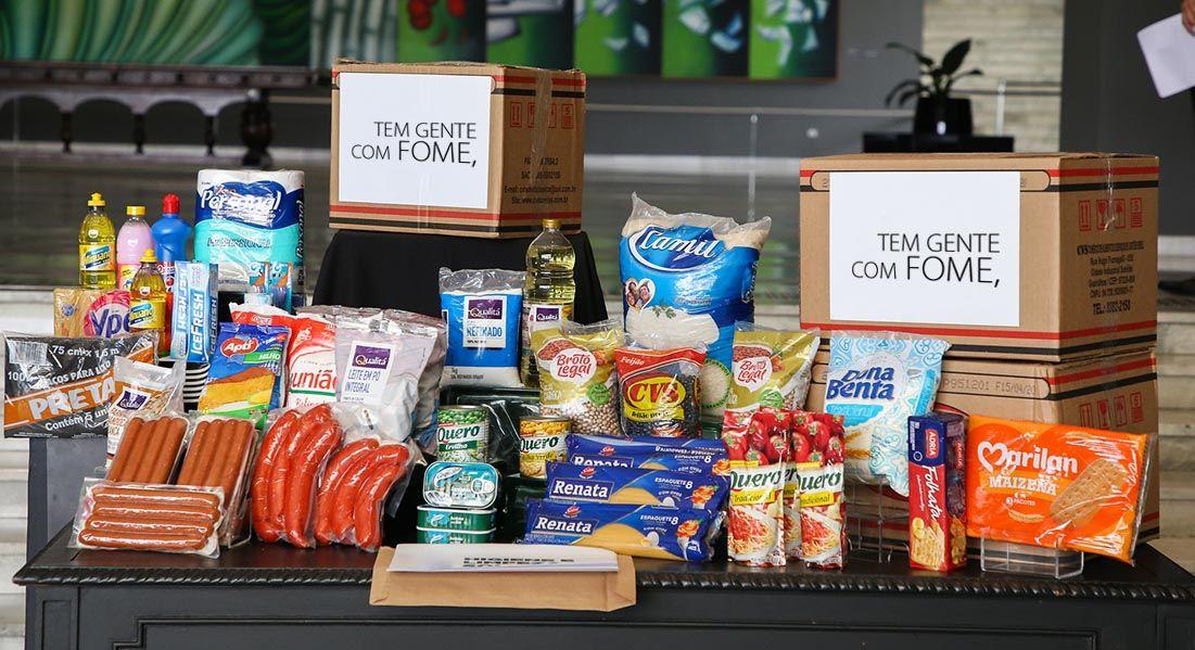 Campanha Tem Gente com Fome