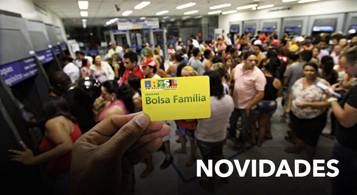 Conheça os NOVOS BENEFÍCIOS do BOLSA FAMÍLIA 2021