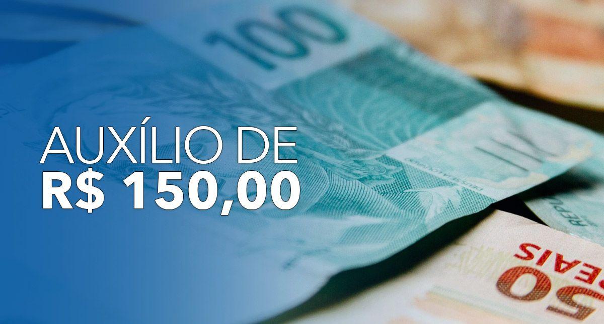DEFINIDO! Auxílio de R$ 150,00 para PESSOAS que moram SOZINHAS