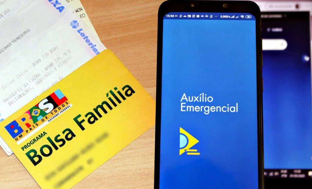 EM MARÇO! Prorrogação do Auxílio e BOLSA FAMÍLIA 4x R$ 250,00 ou R$ 500,00: