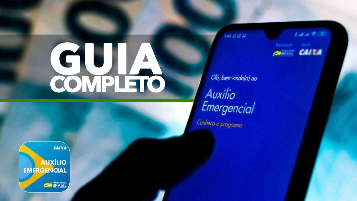 Guia do NOVO AUXÍLIO EMERGENCIAL 2021
