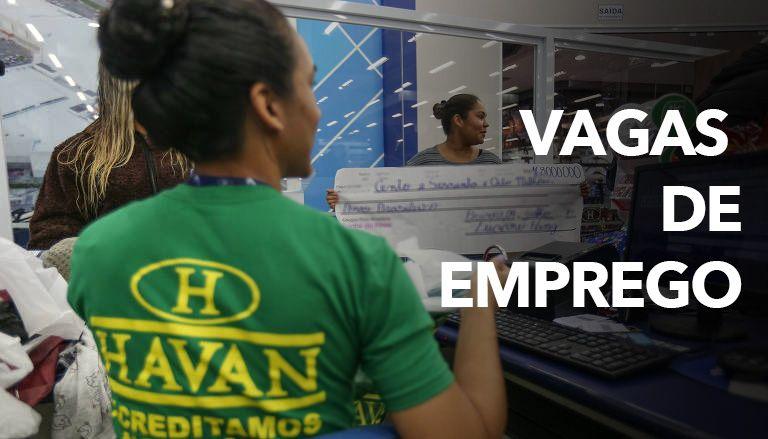 Havan está com VAGAS ABERTAS em TODO o PAÍS