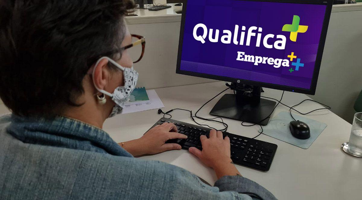 INSCRICÕES para o Programa de Qualificação Profissional do Governo estão ABERTAS