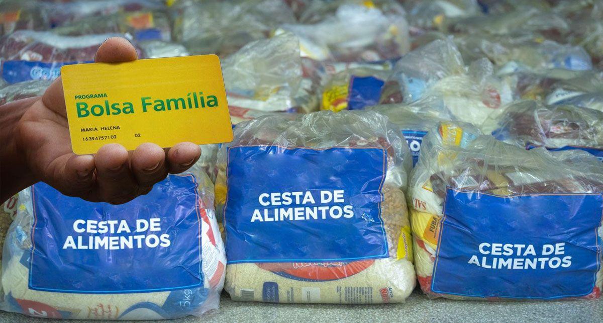 INSCRITOS no BOLSA FAMÍLIA podem RECEBER Cartão Merenda e Cesta Básica