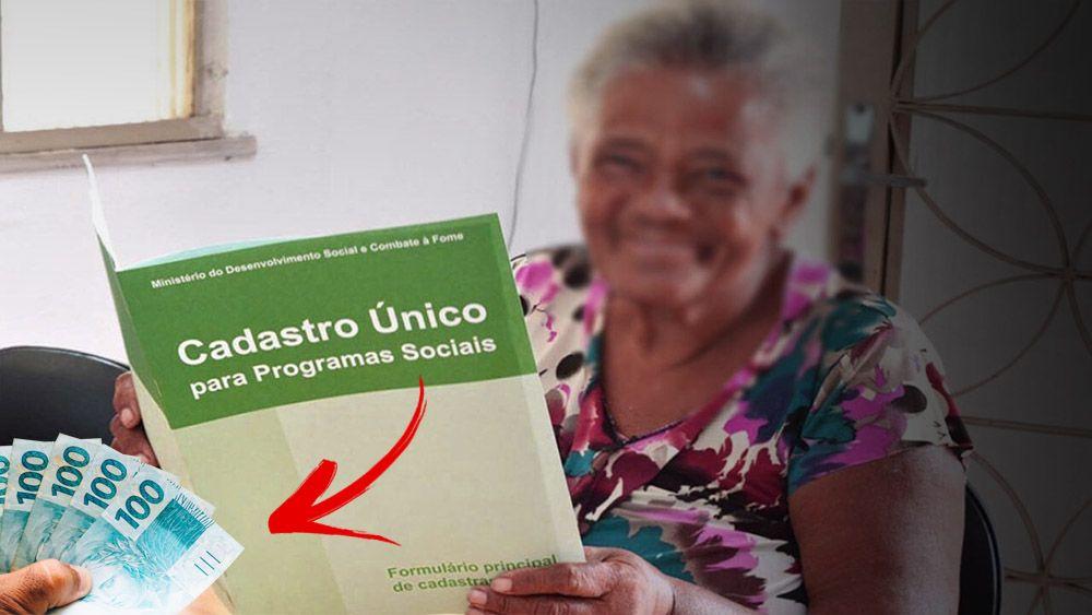 INSCRITOS no CadÚnico tem DIREITO a BENEFÍCIO de até R$450