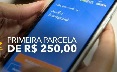 LIBERADA! Primeira PARCELA do Auxílio de R$ 250,00 em MARÇO: 4 PAGAMENTOS a partir do DIA 18/03