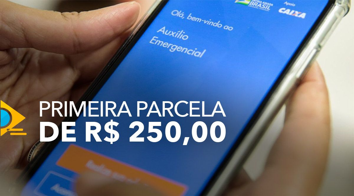 LIBERADA! Primeira PARCELA do Auxílio de R$ 250,00 em MARÇO