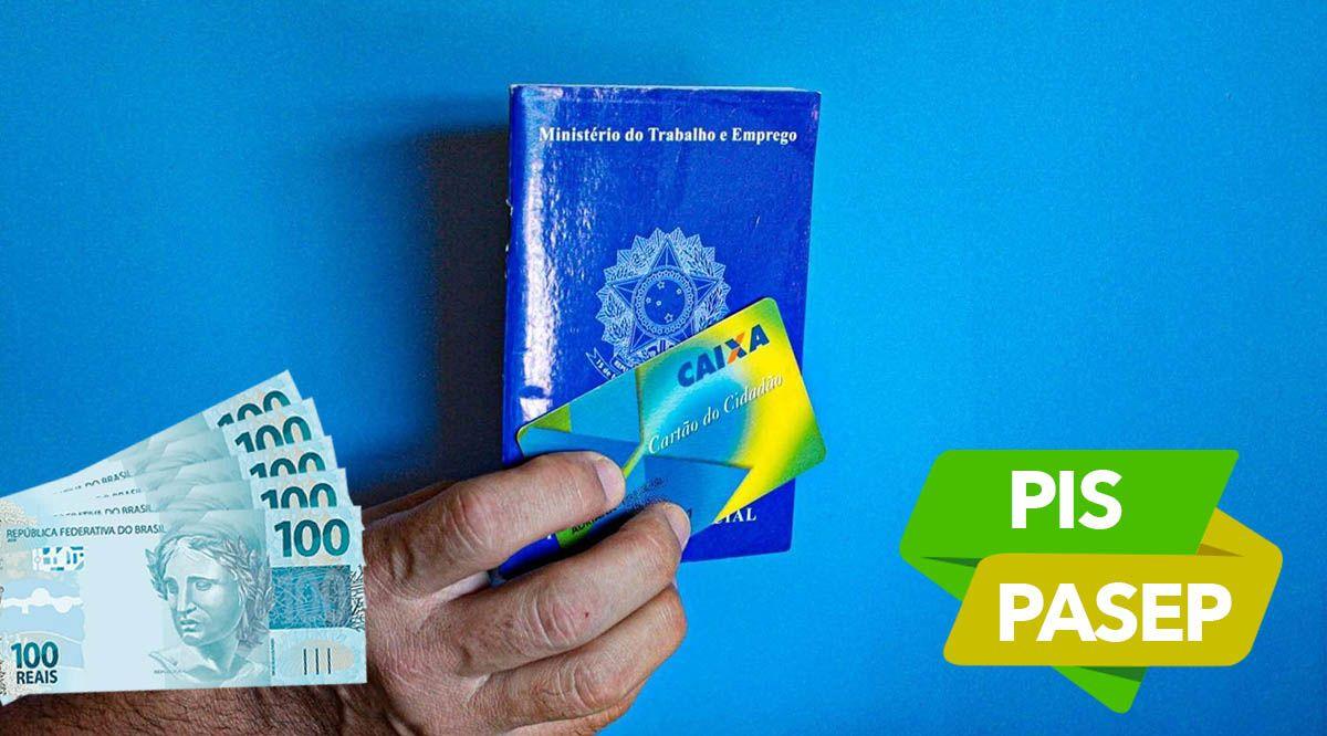 LISTA de TRABALHADORES que vão RECEBER o ABONO PIS/Pasep