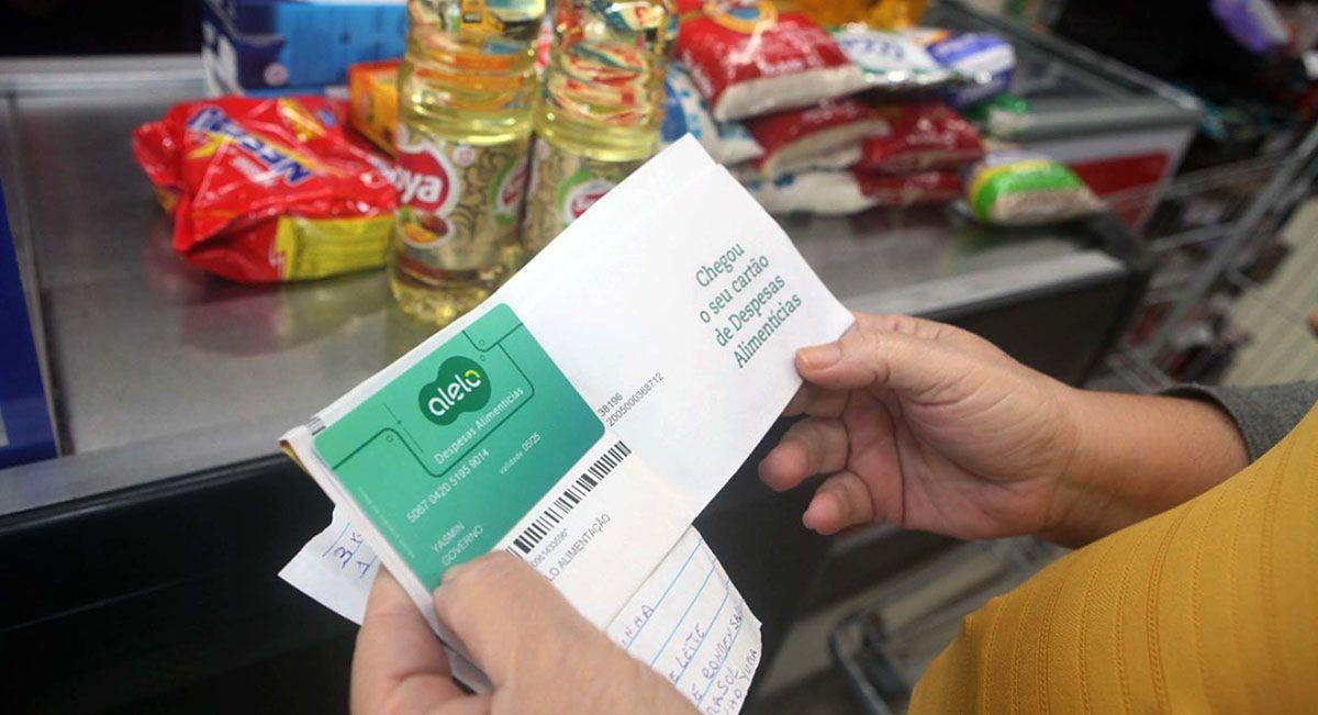 NOVA RODADA do VALE-Alimentação para 800 MIL FAMÍLIAS já está CONFIRMADO