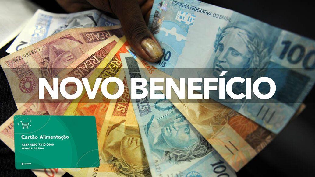 NOVO BENEFÍCIO tem Cartão Alimentação, Auxílio de R$ 400,00 para INFORMAL