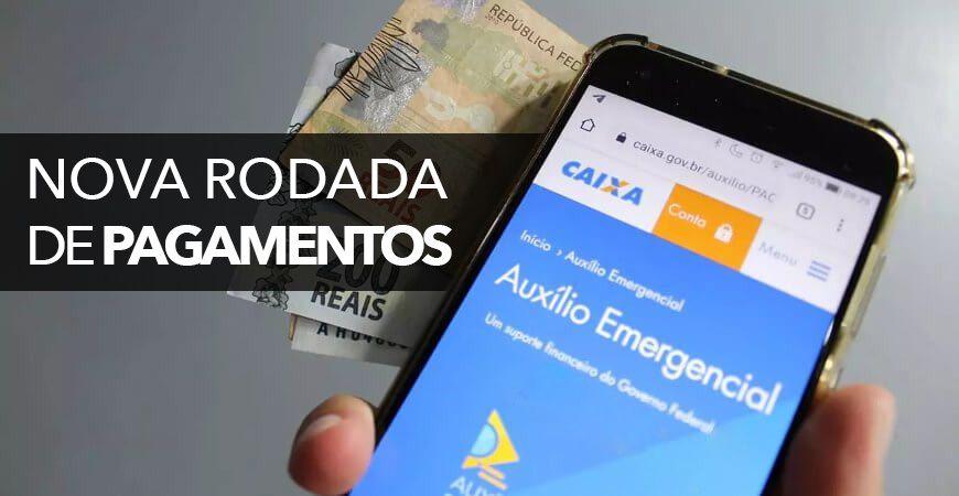 Nova RODADA do Auxílio Emergencial até o DIA 6 de ABRIL