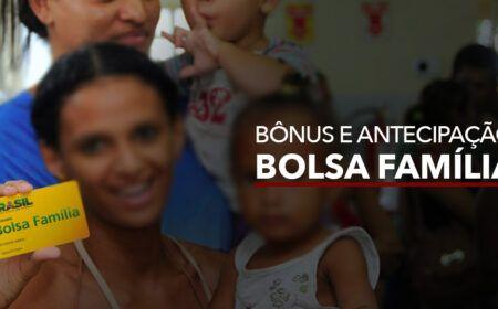 PAGAMENTO de BÔNUS e ANTECIPAÇÃO do BOLSA FAMÍLIA agora em MARÇO: Veja os VALORES!