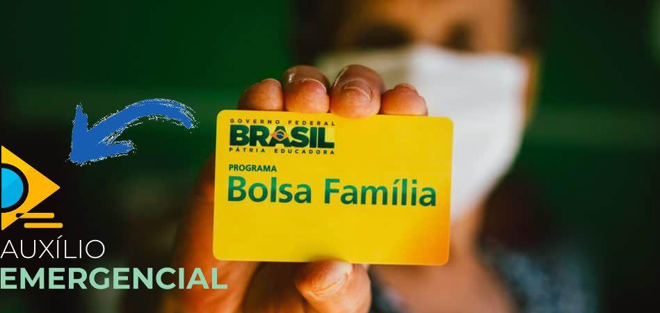 PAGAMENTOS do Auxílio Emergencial em ABRIL pra quem é INSCRITO no BOLSA FAMÍLIA