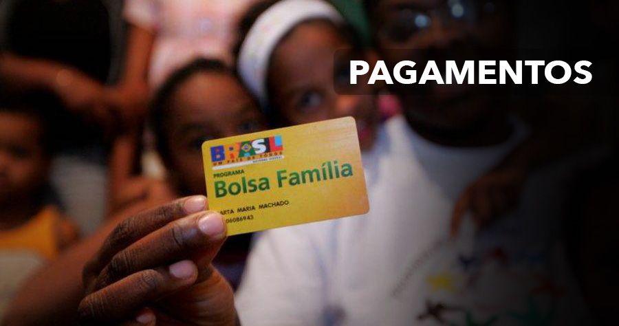 PAGAMENTOS do BOLSA FAMÍLIA nesta SEMANA a partir do DIA 18/03