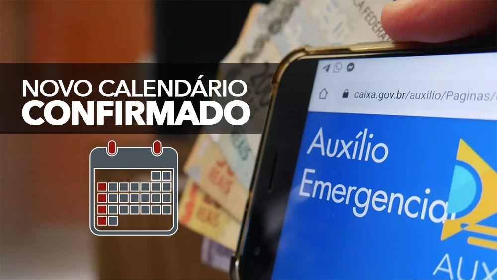 PRESIDENTE da Caixa CONFIRMA CALENDÁRIO do NOVO Auxílio