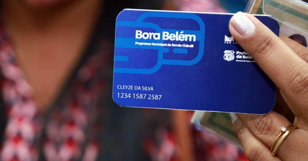 Programa Bora Belém 2021