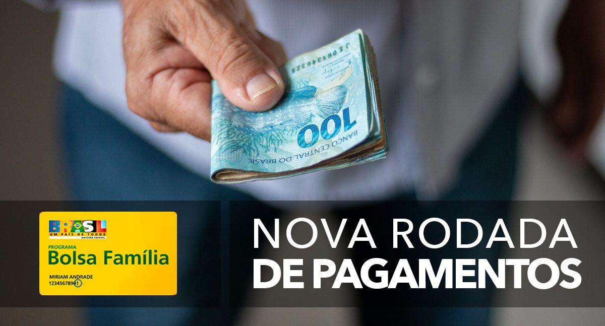 SAIU! Nova RODADA de PAGAMENTOS do BOLSA FAMÍLIA em MARÇO