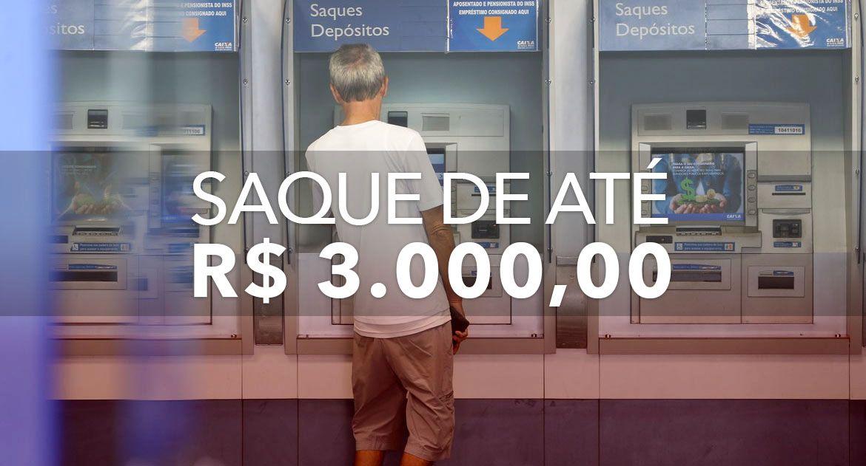 SAIU! SAQUE DE até R$3 MIL do PIS/PASEP RETROATIVO em 2021