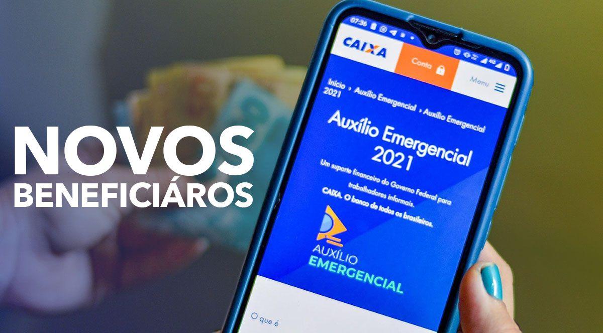 2ª PARCELA do Auxílio Emergencial terá NOVOS BENEFICIÁRIOS