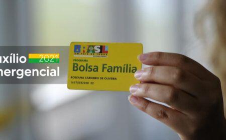 APÓS LIBERAÇÃO da 1ª PARCELA do Auxílio Emergencial para INSCRITOS no BOLSA FAMÍLIA: Caixa DIVULGA NOVO CALENDÁRIO COMPLETO!
