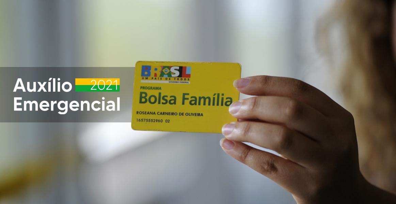 APÓS LIBERAÇÃO da 1ª PARCELA do Auxílio Emergencial para INSCRITOS no BOLSA FAMÍLIA