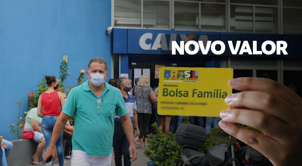 """BOLSA FAMÍLIA: """"NOVO VALOR"""" do Auxílio em ABRIL a partir de 16/04"""
