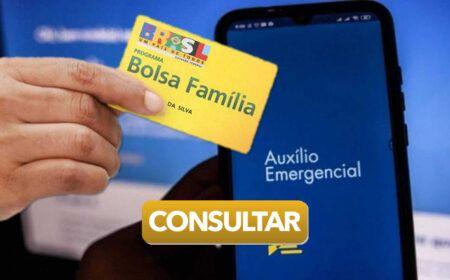 COMEÇOU HOJE! BOLSA FAMÍLIA libera CONSULTA para quem VAI RECEBER o Auxílio Emergencial: Veja o VALOR e o CALENDÁRIO