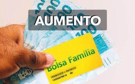 CONFIRMADO AUMENTO no BOLSA FAMÍLIA: Governo CONFIRMA NOVO VALOR e REAJUSTE já tem DATA!