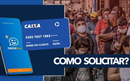 Caixa Tem Cartão Visa Virtual: Como SOLICITAR e USAR o CARTÃO em 2021..