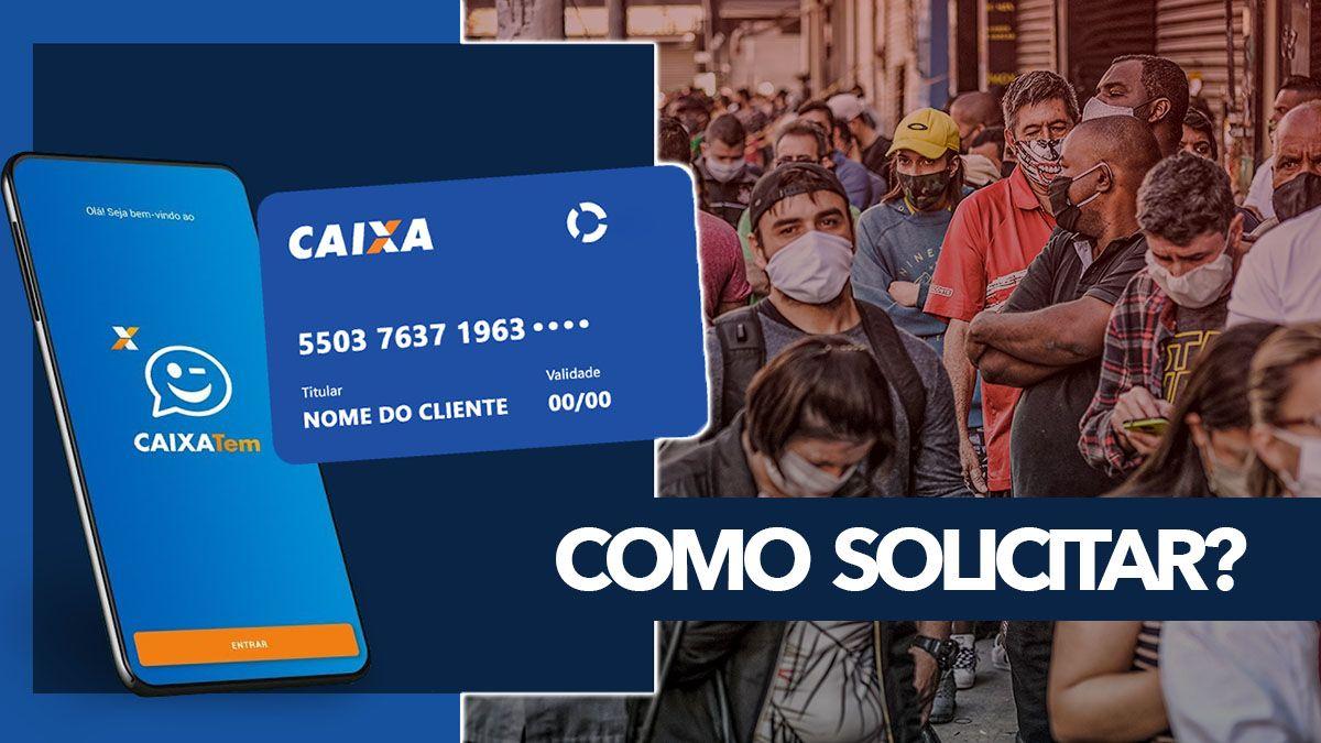 Caixa Tem Cartão Visa Virtual