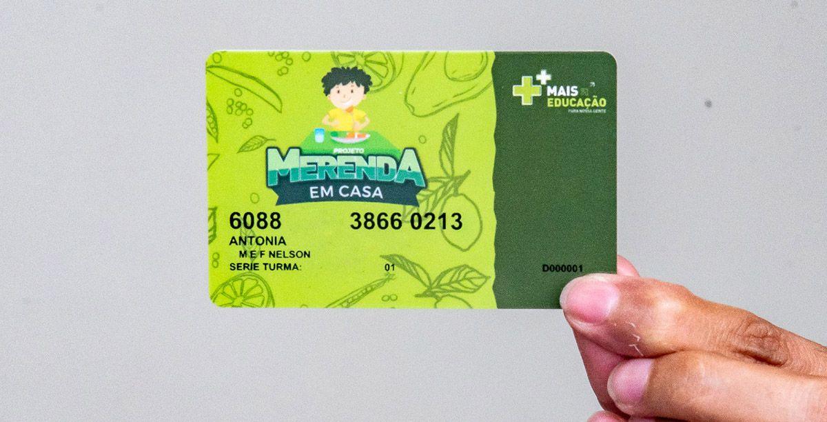 Cartão Merenda está LIBERADO em diversas REGIÕES do PAÍS