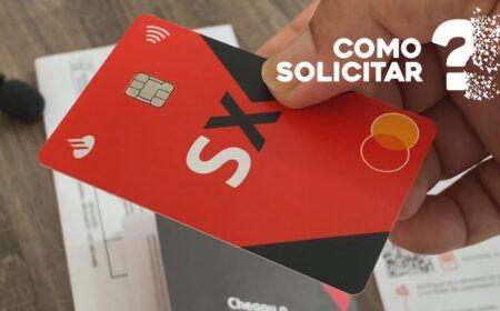 Cartão de Crédito SX Santander: Como Solicitar, Anuidade Grátis e Aprovação Rápida