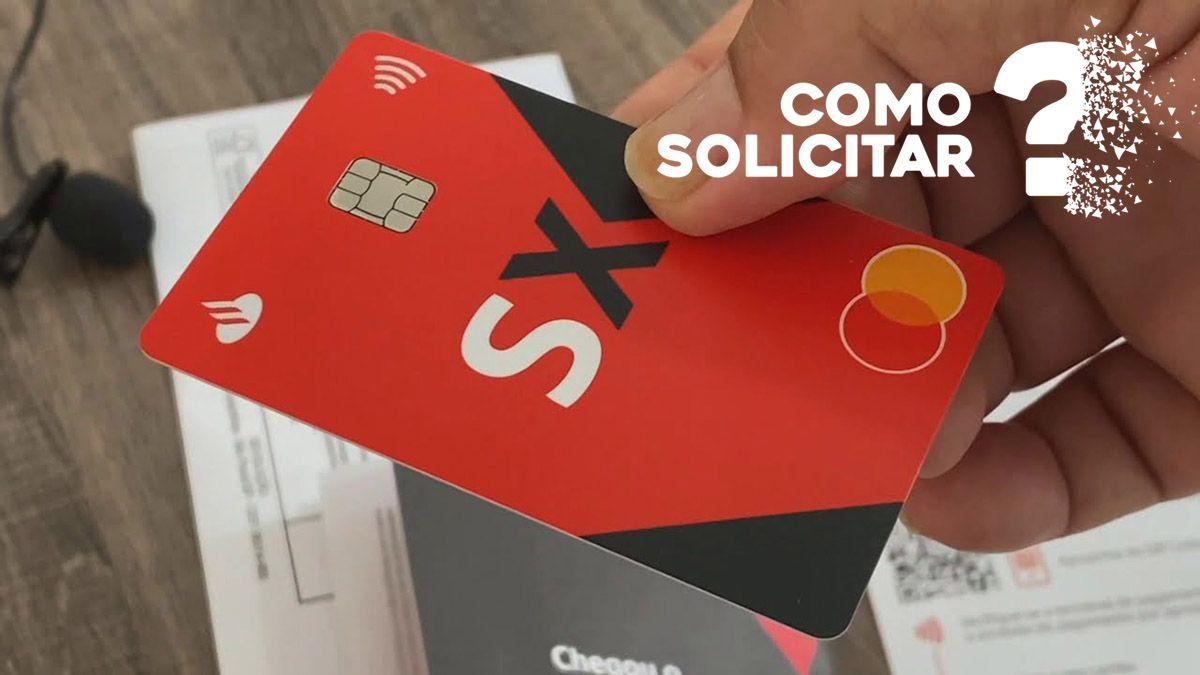 Cartão de Crédito SX Santander