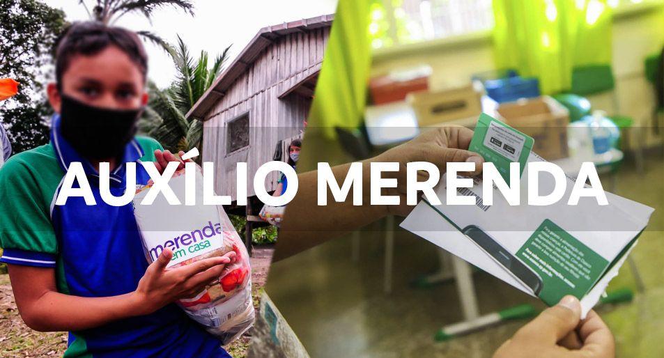 Com NOVOS PAGAMENTOS e ARRECADAÇÃO de ALIMENTOS Auxílio-merenda volta com TUDO em ABRIL!