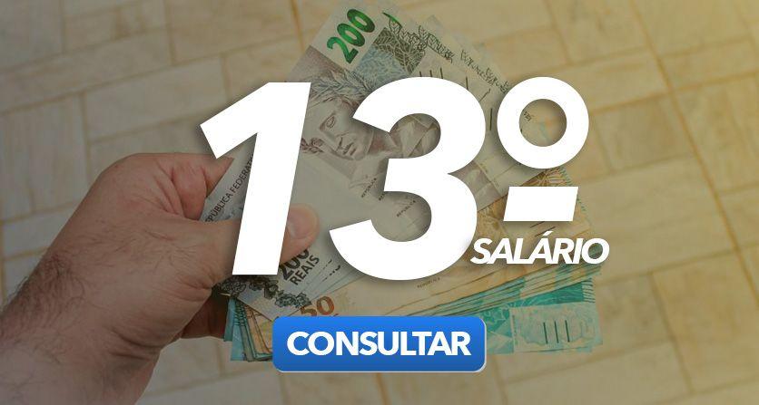Consulta 13° SALÁRIO para APOSENTADOS do INSS em ABRIL