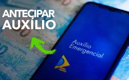 Conta DIGITAL ANTECIPA Auxílio e LIBERA SAQUE em ABRIL: Veja como SACAR nos Caixas Banco24Horas…