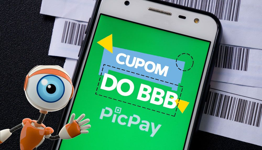 Cupom de DESCONTOS PicPay BBB Promocional