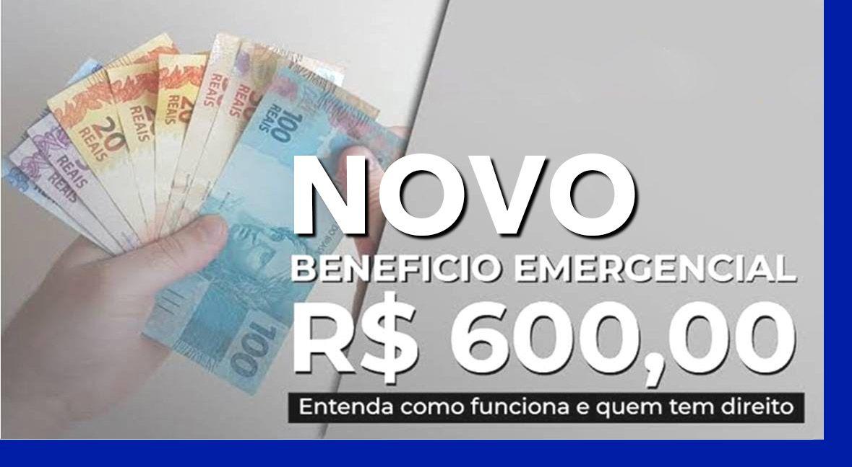 Divulgado ENDEREÇO VIRTUAL para CADASTRO no Auxílio de R$ 600,00