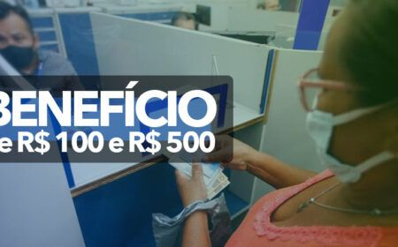 GRUPO começa a RECEBER BENEFÍCIO de R$ 100 e R$ 500: Veja o CALENDÁRIO de quem RECEBE até a próxima semana…