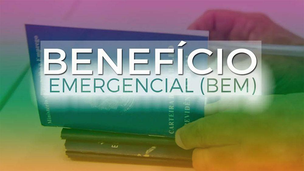 Governo CONFIRMA Programa Emergencial BEm em 2021