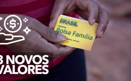 Inscritos no BOLSA FAMÍLIA vão receber 3 NOVOS VALORES de PAGAMENTOS: CALENDÁRIO para SAQUE já está DISPONÍVEL!